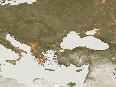 Τροπικό το κλίμα της Ελλάδας μετά από 20 χρόνια Image