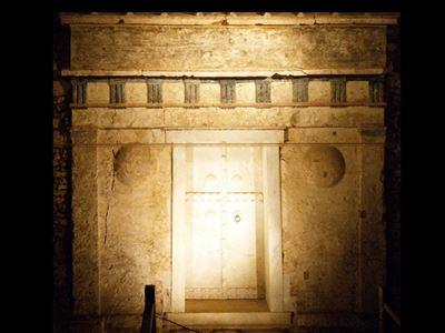 Έργα επιδιόρθωσης στους Βασιλικούς Μακεδονικούς Τάφους