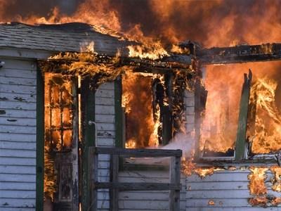 Φωτιά σε οικία στην Αλεξανδρούπολη