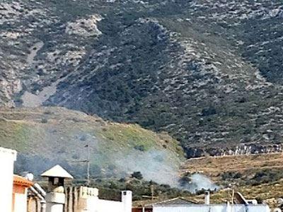 Ο δήμος μαρκοπούλου για την πυρκαγιά