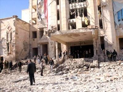 Συρια αιματοχυσια πολεμος εμφυλιος