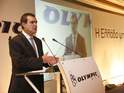 Βγενόπουλος: Κατοχυρώσαμε τον τίτλο Μακεδονικές Αερογραμμές