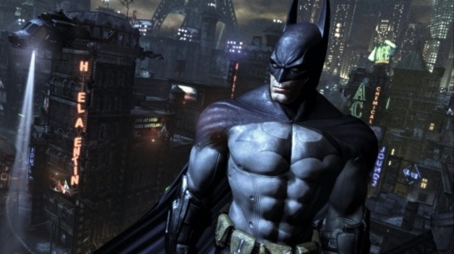 Batman: Arkham Origins: E3 2013 gameplay video