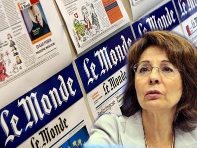 Le Monde: Η Μαρία Δαμανάκη, ο κρυμμένος... άσος στο μανίκι Σαμαρά