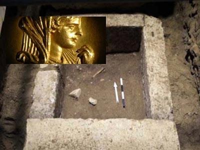 Διαψεύδει το Υπουργείο Πολιτισμού για σκελετό γυναίκας στην Αμφίπολη