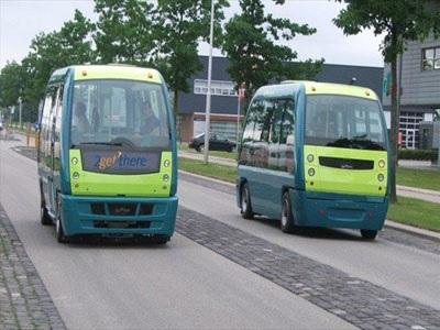 Στα Τρίκαλα τα πρώτα λεωφορεία χωρίς οδηγό