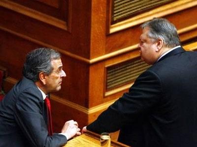 Βενιζέλος: Ανήθικη πολιτική πράξη η υποψηφιότητα Γκερέκου με τη Ν.Δ.