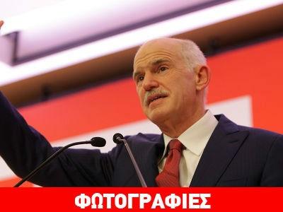 Γ. Παπανδρέου: «Δεν επιλέξαμε τον εύκολο δρόμο του βολέματος»