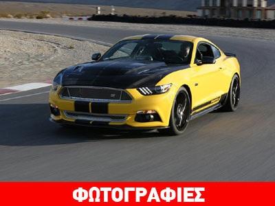 Η ισχυρότερη και ταχύτερη Shelby GT Mustang