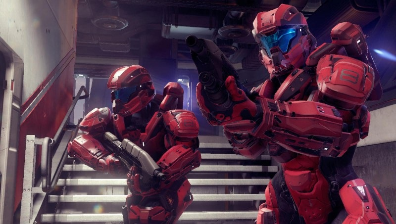 343 ενημέρωση για το συμπαίκτη Halo