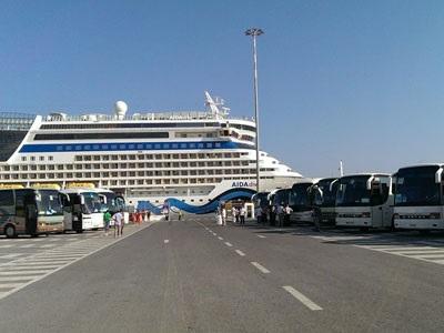 Ηράκλειο: Φτάνουν 4500 τουρίστες σήμερα