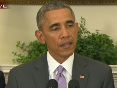 Ομπάμα καλεί Κογκρέσο να εγκρίνει επιδρομές κατά του Χαλιφάτου