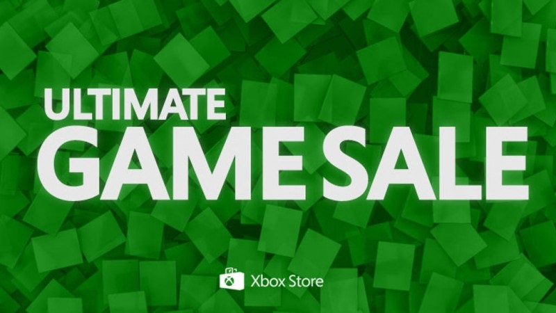 Xbox Live Ultimate Game Sale