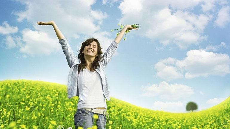 Γιατί ευτυχία σημαίνει υγεία;