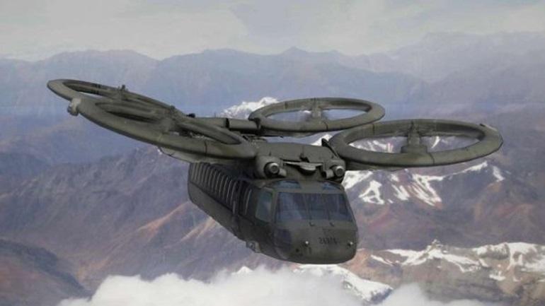 ΗΠΑ: Αυτό είναι το νέο ελικόπτερο - υπερόπλο