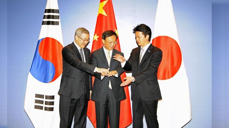 Συνομιλίες Κίνας, Ν. Κορέας, Ιαπωνίας για εξομάλυνση των μεταξύ τους σχέσεων