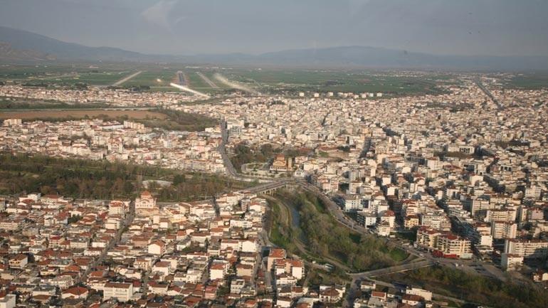 Την πολιτιστική πρωτεύουσα της Ευρώπης για το 2021 διεκδικεί η Λάρισα