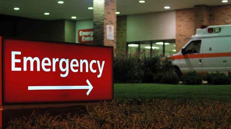 Εφημερεύοντα νοσοκομεία