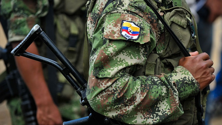 Οι πέντε θέσεις της FARC για τη «χρυσή τομή» στις διαπραγματεύσεις