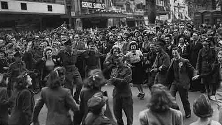 8 Μαΐου 1945, το τέλος του Πολέμου στην Ευρώπη