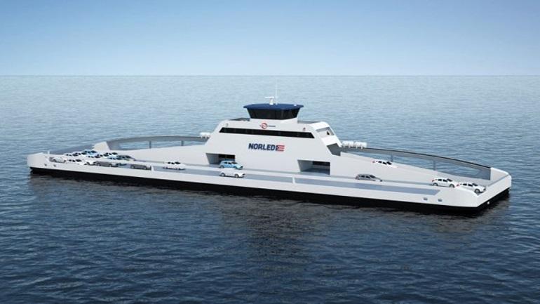 Σε λειτουργία το πρώτο ηλεκτρικό οχηματαγωγό-επιβατηγό ferry στη Νορβηγία