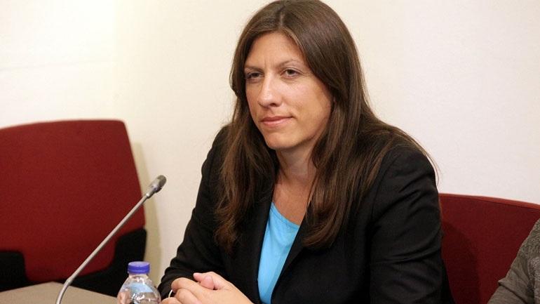 Ζ. Κωνσταντοπούλου: Ζήτημα δημοκρατίας η διαπραγμάτευση με τους δανειστές