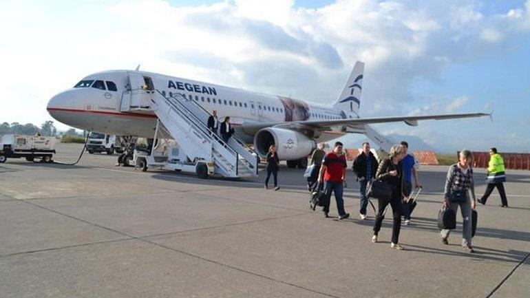 Από αύριο αρχίζουν οι πτήσεις «Καλαμάτα – Παρίσι» της Aegean