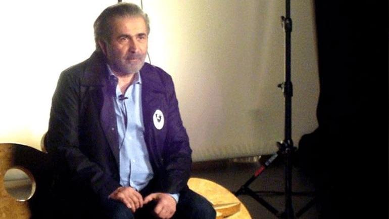 Σε ρόλο δολοφόνου στη «Δέκατη εντολή» ο Λαζόπουλος