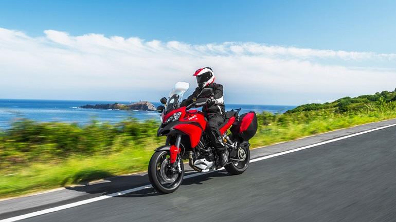 Ανακαλούνται 260 μοτοσικλέτες Ducati Multistrada 1200