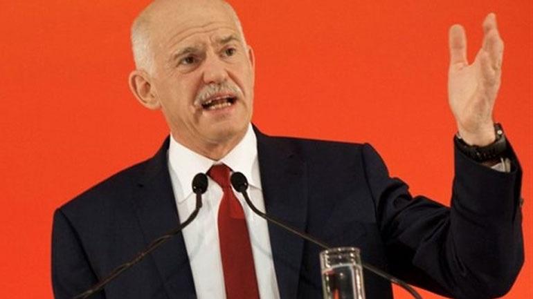 Παπανδρέου: «Το πελατειακό και άκρως συντηρητικό κράτος φταίει για όλα»