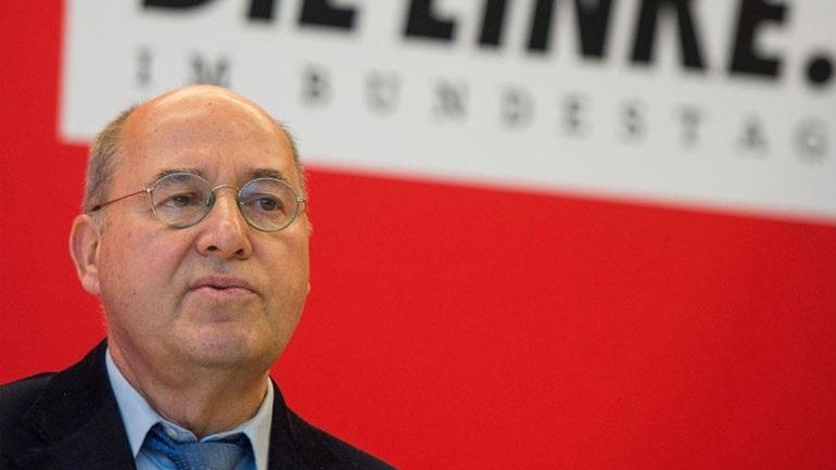 Η γερμανική Αριστερά επέκρινε τον αντικαγκελάριο για ανάμειξη στο ελληνικό δημοψήφισμα