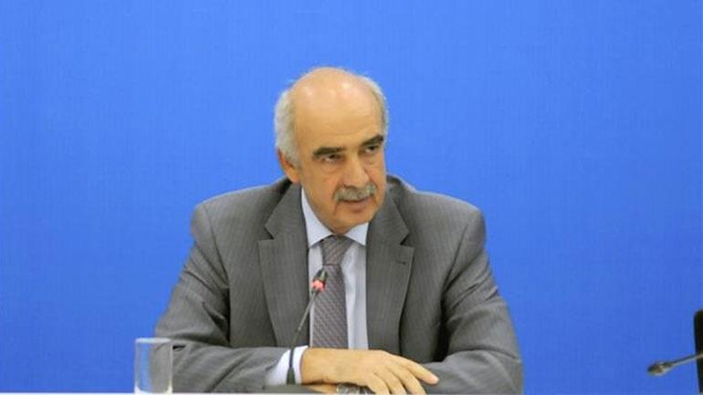 Θέμα αλλαγής διαδικασίας εκλογής προέδρου εγείρει ο Μεϊμαράκης
