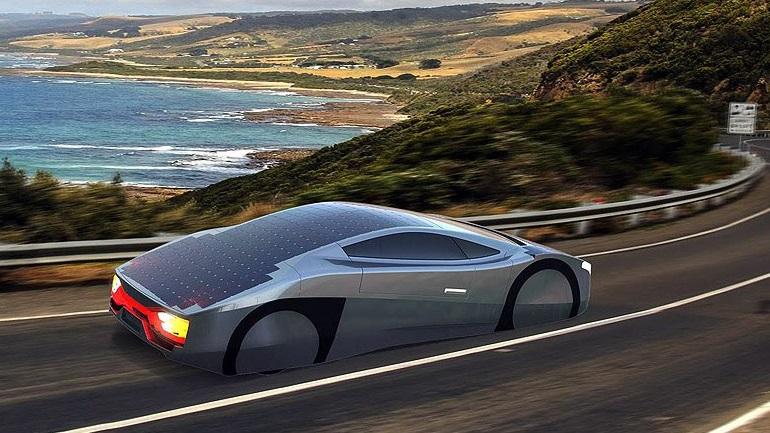 Το πρώτο ηλιακό sportcar