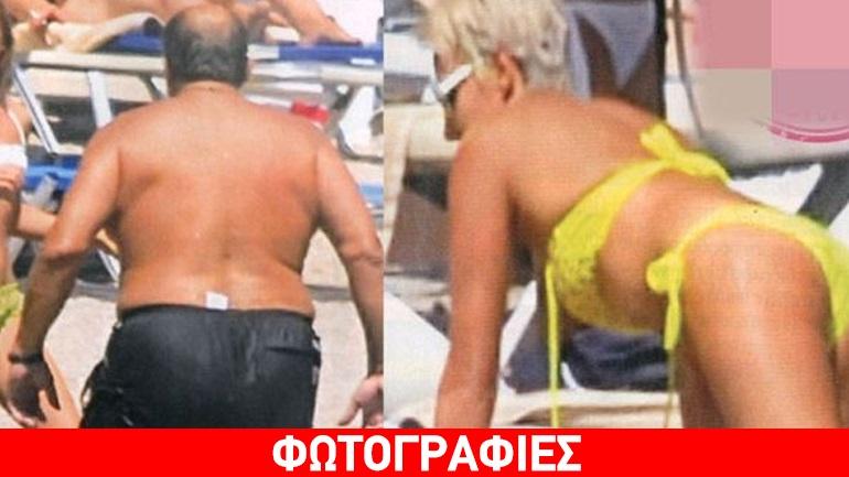 Καραμανλής-Παζαΐτη: Ο πρώην πρωθυπουργός και η σύζυγός του όπως δεν τους έχουμε ξαναδεί στην παραλία