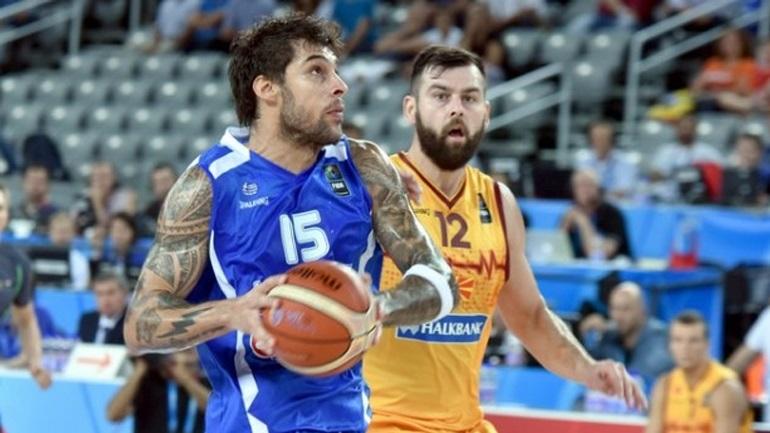 Με το δεξί στο Ευρωμπάσκετ η Εθνική, 85-65 τα Σκόπια