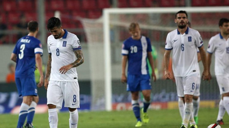 Bild: «Χρεοκοπία της Ελλάδας και στο ποδόσφαιρο»