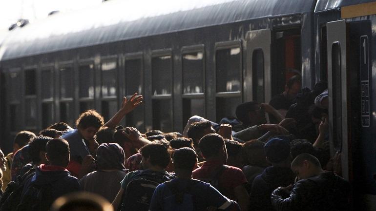 Σταματούν τα δρομολόγια τρένων μεταξύ Γερμανίας και Αυστρίας λόγω του μεταναστευτικού