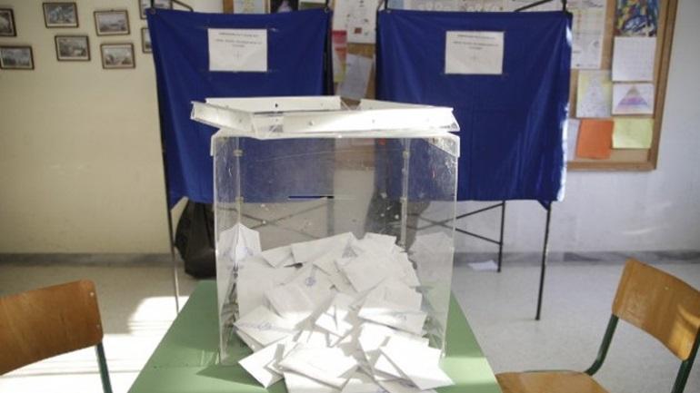 Ομαλά η ψηφοφορία στην Ήπειρο