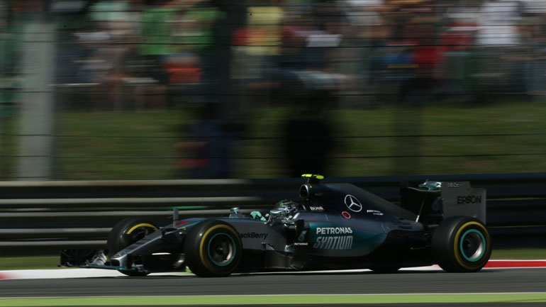 Formula 1: Ο Rosberg κατέκτησε την Pole Position στην Ιαπωνία