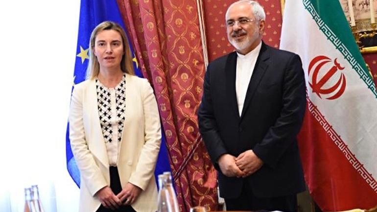 Συμφωνία συνεργασίας Ε.Ε. - Ιράν για τερματισμό του πολέμου στη Συρία