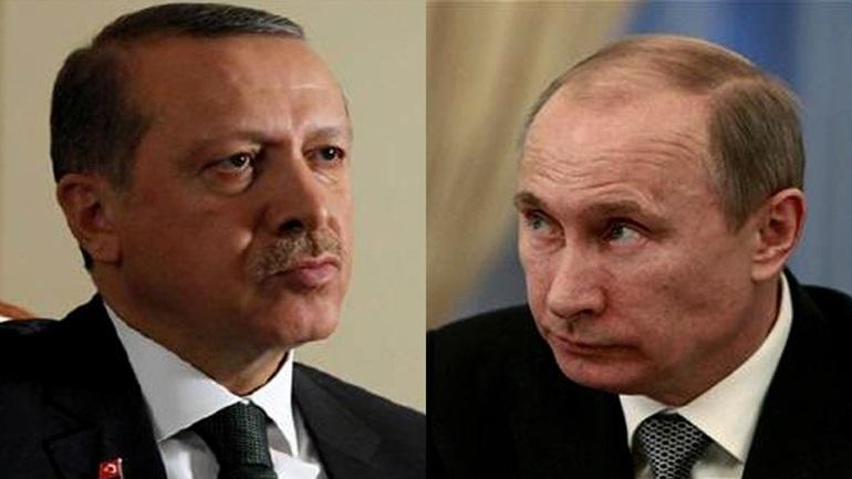 Ερντογάν προς Πούτιν: «Πρόσεχε, μια επίθεση στην Τουρκία σημαίνει μια επίθεση στο ΝΑΤΟ»