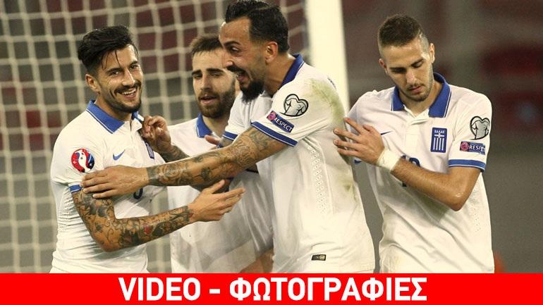 Έδειξε «σφυγμό» στο τέλος του... εφιάλτη η Εθνική, 4-3 την Ουγγαρία