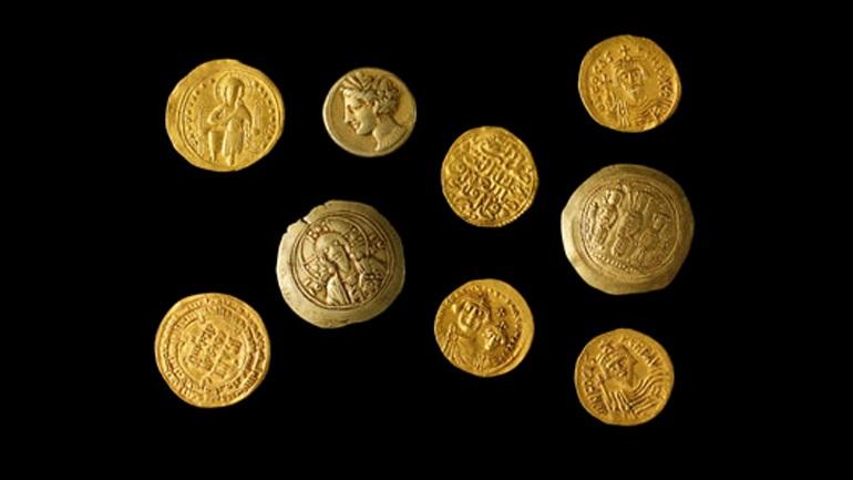 Θησαυρός 4.000 ρωμαϊκών νομισμάτων σε φωλιά τυφλοπόντικα