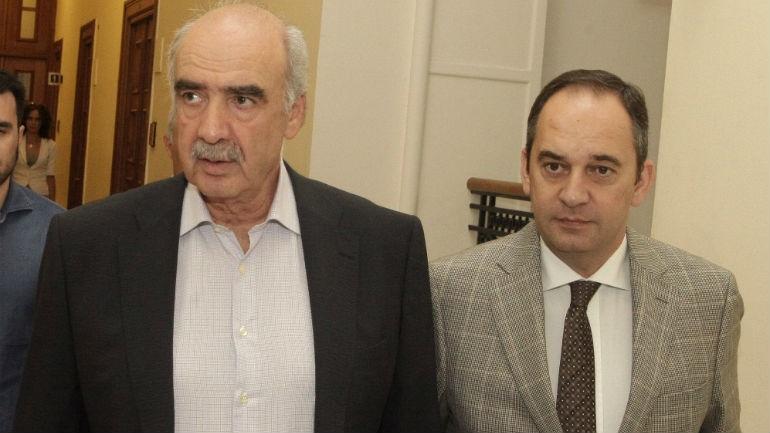 Πλακιωτάκης και επίσημα ο νέος μεταβατικός πρόεδρος της ΝΔ