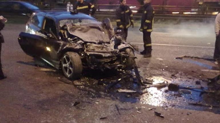 Γρεβενά: Τροχαίο με δύο νεκρούς