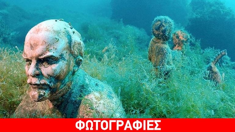 Κριμαία: Ένα μουσείο στο βυθό της θάλασσας