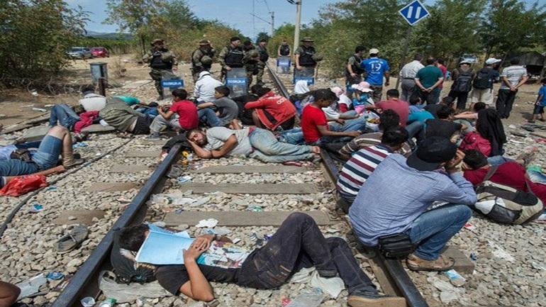 Ευρωπαϊκό σχέδιο... εγκλωβισμού των μεταναστών στην Ελλάδα!