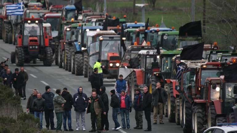 Μπλόκο Νίκαιας: Οι αγρότες αποφασίζουν για το μέλλον των κινητοποιήσεων
