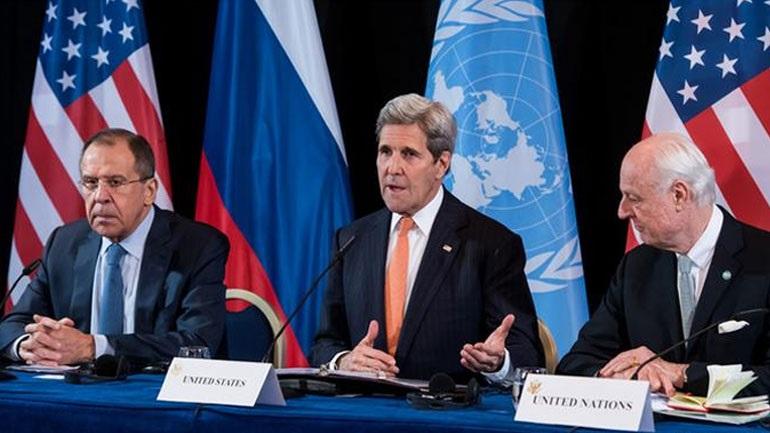 Εκεχειρία για τη Συρία την άλλη εβδομάδα;