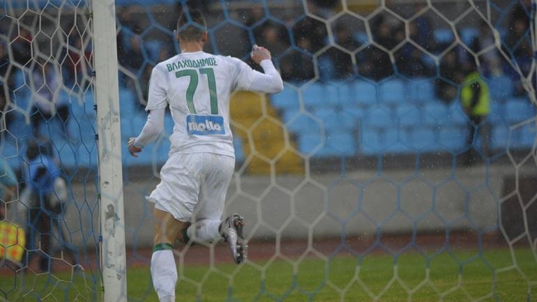 Με δέκα ο Παναθηναϊκός, 3-0 τον ΠΑΣ Γιάννινα
